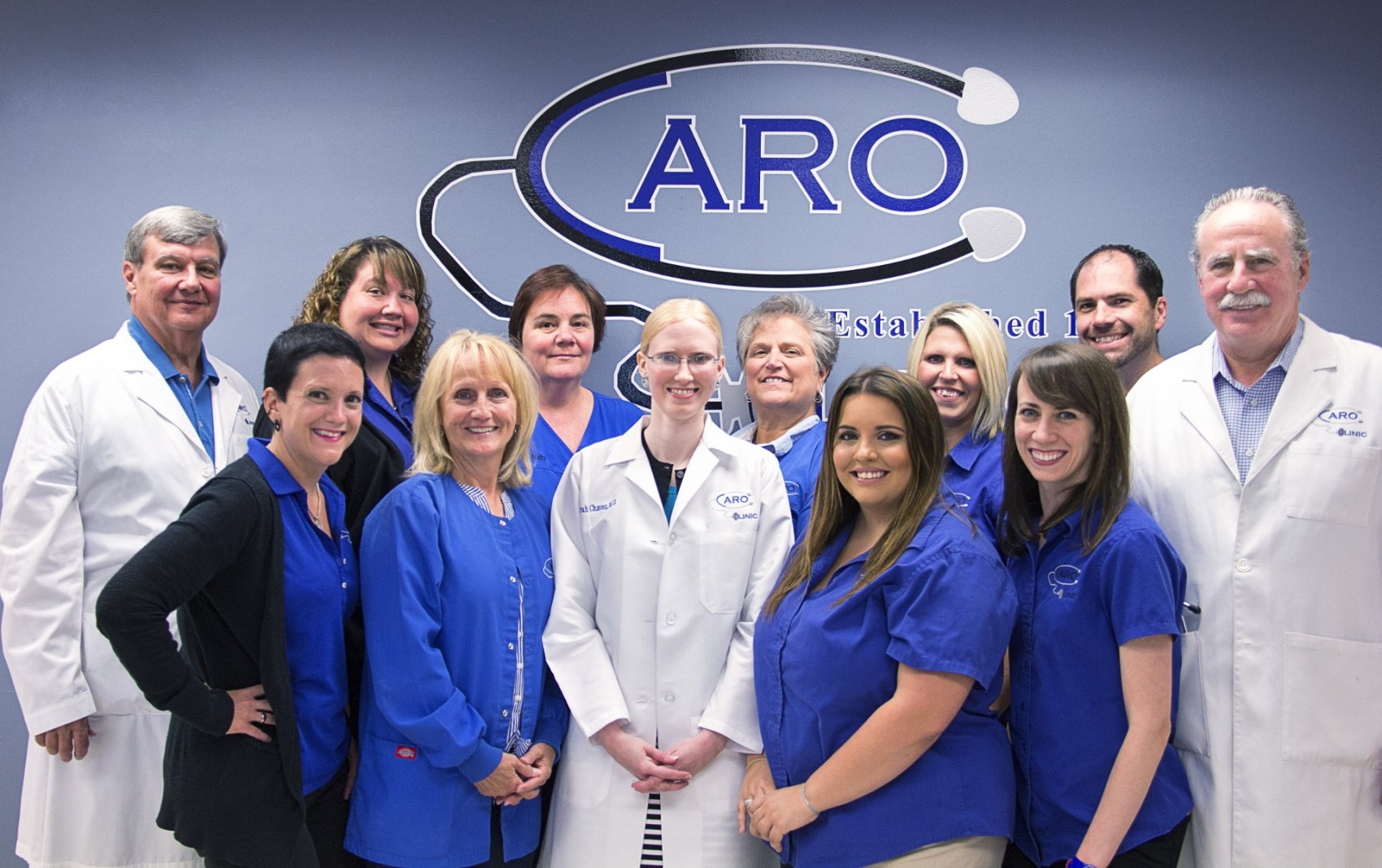 Caro Clinic Staff